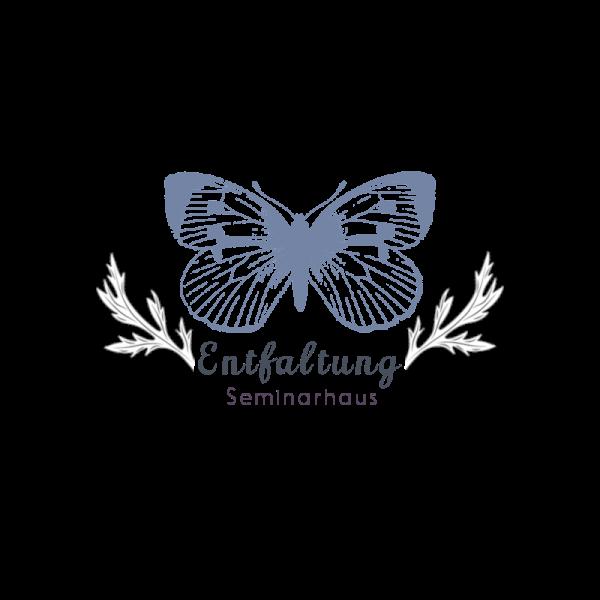 """Beispiel: Logo Seminarhaus """"Entfaltung"""""""